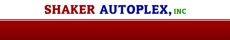 Shaker Autoplex, Inc.